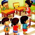 幼儿安全教育:中班(上)