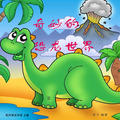 奇妙的恐龙世界